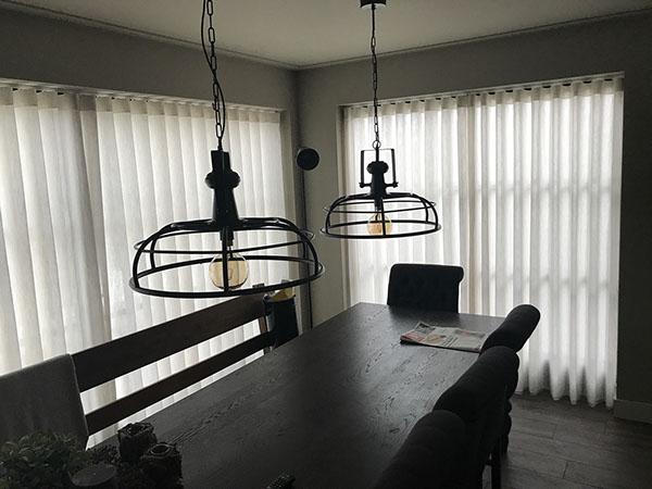 Voorbeelden Raamdecoratie Raamdecoratie Strijbosch